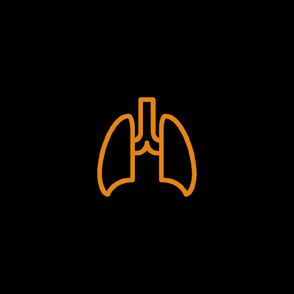 respirator - ikona
